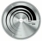 Пильный диск для точных пропилов Bosch Optiline Wood 190х30мм 48 перемен (2608640617)