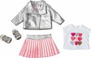 Zapf Creation Одежда для куклы BABY born Законодательница моды