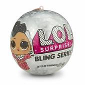 ЛОЛ L.O.L. Surprise Bling Series: Блестящие шары