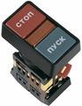 IEK Кнопка PPBB-30N Пуск-Стоп с подсветкой неон 1з+1р 240В (BBD21-PPBB-K51)