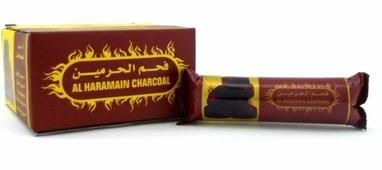 Древесный уголь для горения бахура 10 дисков