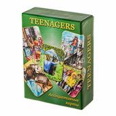 "Метафорические карты ""Teenagers"" (Тинэйджеры, подростки)"