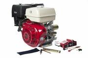 Бензиновый двигатель ZigZag GX 390 (SR188F/P-D)