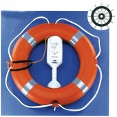 Линь бросательный для спасательных кругов белый Fristad Plast 5020405 6 мм x 30 м