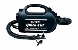 68609 Воздушный компрессор Intex QUICK-FILL HIGH PSI 400 л/мин (питание от сети 220 вольт)