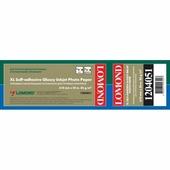 Рулонная фотобумага LOMOND XL Glossy Self-Аdhesive Photo Paper, Ролик 610х50 мм, 85 г/м2, 20 м (1204051)