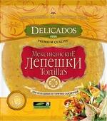 Delicados лепешки сырные, 400 г