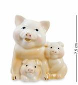 Фигурка Art East ''Счастливая семья'' 108209, белый