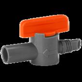 Кран запорный Gardena для регулировки подачи воды (5 шт.)
