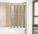 Стеклянная шторка для ванны RGW SC-23 80 см