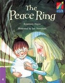"""Rosemary Hayes """"The Peace Ring"""""""