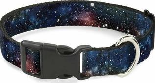 Ошейник Buckle-Down Галактика, 190882319793, разноцветный, 28-43 см