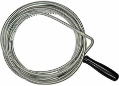 Трос для прочистки труб Сибртех, длина 3 м, диаметр 6 мм
