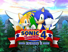 Sega Sonic The Hedgehog 4 Episode II (SEGA_2479)