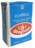 5 Stagioni Мука для пиццы из мягких сортов пшеницы, 1 кг
