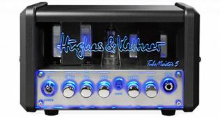 """Гитарный усилитель, """"голова"""" Hughes & Kettner TubeMeister 5 Head"""