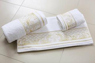 """Полотенце для крещения Karna """"Saint"""", 50 х 90 см"""