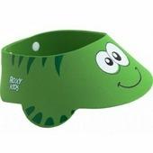 Roxy kids Козырек для мытья головы, Зеленая Ящерка