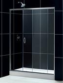 Стеклянная душевая дверь RGW PA-12 140 см (прозрачное стекло)