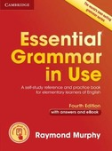 "Raymond Murphy ""Essential Grammar in Use 4th Edition Book with Answers and Interactive eBook"""