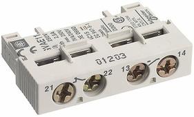 Доп. контакт передний(фронтальный) к авт.защ. двиг. 1н/о+1н/з Schneider Electric, GVAE11