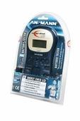 Тестер Ansmann Energy Check LCD с ЖК-дисплеем для NiCd/NiMH аккумуляторов