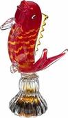 Фигурка декоративная Lefard Золотая Рыбка, 246-171, 14 х 12 х 28 см