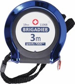 Измерительная рулетка Brigadier, 11068, 3 м