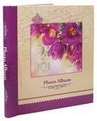 """Фотоальбом Pioneer """"Spring Paints"""", 10 магнитных листов, 23 х 28 см, цвет: фиолетовый"""