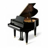 Kawai GL-10 M/PEP кабинетный рояль/Длина153см/черный полированный/покрытие клавиш акрил/фенол