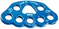 Коннекторная Petzl площадка Paw M синий