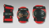Комплект роликовой защиты Maxcity Match размер S
