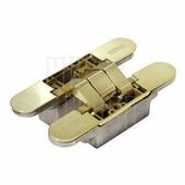 Morelli Luxury Скрытые петли MORELLI с 3-D регулировкой HH-16 40/60 кг золото