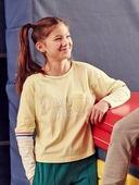 Электронная выкройка Burda - Пуловер для девочки №128 B