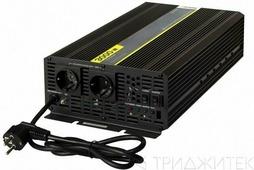 Автомобильный инвертор (преобразователь) KV-MU3000.12 3000W