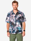 Электронная выкройка Burda - Мужская рубашка прямого кроя 6349 A