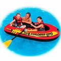 Надувная лодка Intex Explorer Pro 200, 58356, 196х102х33см