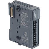 Мультимедийные контроллеры Дискретный модуль расширения тм3- 8 вх/вых реле Schneider Electric