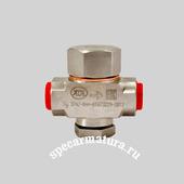 Конденсатоотводчик термостатический муфтовый TM 42.42.020.P/P Ду20