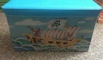 Корзина Наша игрушка Пират