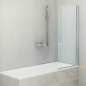 Стеклянная шторка для ванны Roltechnik PXV2 170 x 150 170 / 150 см