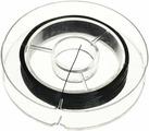 """Проволока для рукоделия """"Астра"""", цвет: черный, диаметр: 0,3 мм, длина: 10 м"""