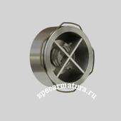 Клапан обратный пружинный межфланцевый VYC170-03 Ду 32