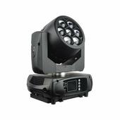 Involight LIBERTY 710W Аккумуляторная LED вращающаяся голова 7х 10Вт RGBW (Wash), DMX512, ИК-ДУ