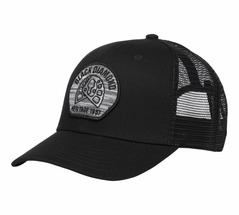 Кепка Black Diamond Trucker Hat черный ONE