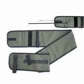 Универсальный двухсекционный чехол для удилища ideaFisher Сунул-Вынул, 110 см.