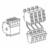 Блок-контакт 4AC (4шт) Schneider Electric, 47887