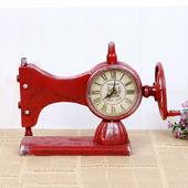 Часы настольные Швейная машинка