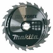 Диск пильный для дисковой пилы 210x30 24Т MAKFORCE, Makita