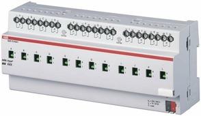 SA/S12.16.6.1 Выход бинарный 12-кан., измерение тока, 16/20А ABB, 2CDG110138R0011